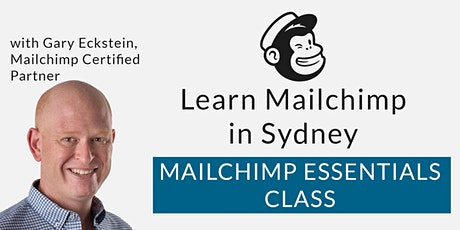 Learn Mailchimp in Sydney (Essentials) tickets