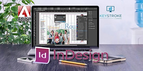 Live Online - Getting Started with InDesign tickets