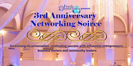 Fresh Connections  Networking Anniversary tickets