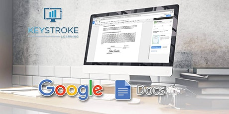 Live Online - Google Docs Introduction tickets