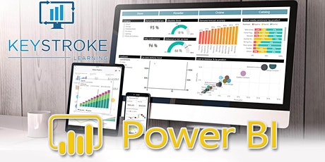 Live Online - Microsoft Power BI Desktop Introduction tickets