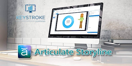 Live Online - Articulate Storyline Intermediate Workshop tickets