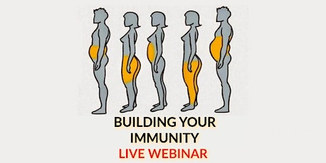 LIVE WEBINAR EVENT - Immunity Boot Camp: A Strong Defense Is Your Best Offense tickets