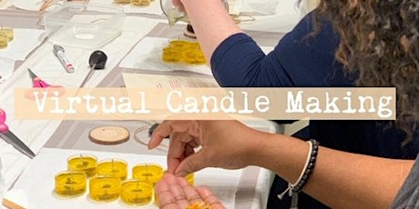 Virtual Candle Making Workshop tickets