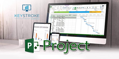 Live Online - Microsoft Project Introduction tickets