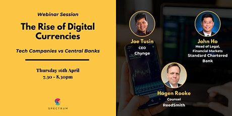 [Webinar Session] The Rise of Digital Currencies: Tech Companies vs tickets