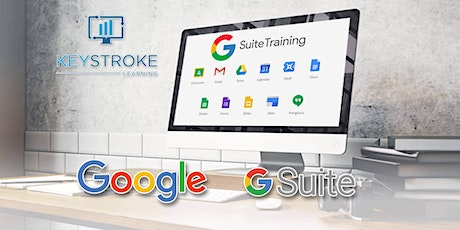 Live Online - Google G Suite Workshop tickets