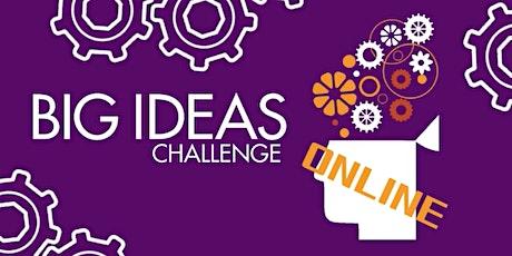 Big Ideas Challenge 2020 tickets