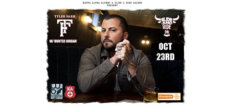 Tyler Farr LIVE in Martin, TN tickets