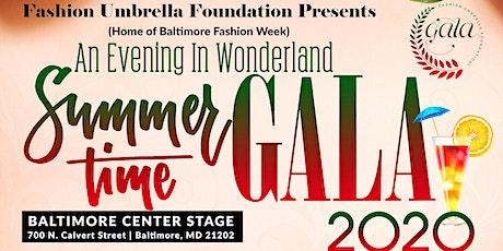 """""""An Evening In Wonderland"""" Summertime Gala tickets"""