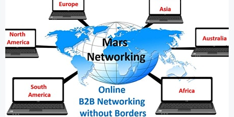 Online B2B Networking tickets