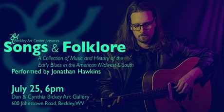 Songs & Folklore at BAC tickets