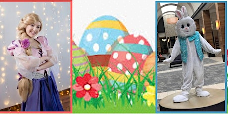 Free! Rapunzel & the Easter Bunny LIVE AT FIVE ! tickets