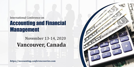International Conference on  Accounting & Financial Management tickets