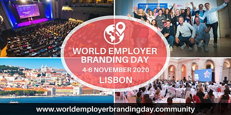 World Employer Branding Day 2020 bilhetes
