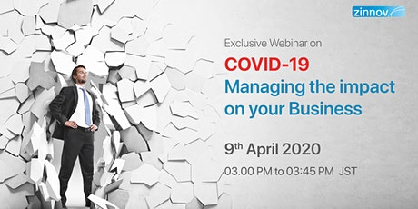 COVID-19  - Managing the impact on your Business tickets
