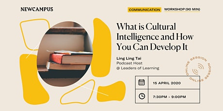 What is Cultural Intelligence and How You Can Develop It tickets