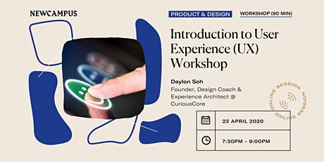 Introduction to User Experience (UX) Workshop tickets