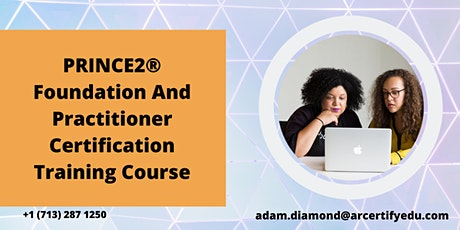 PRINCE2 Certification Training Course in Richmond,VA,USA tickets