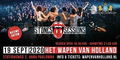 Stones Sessions tickets