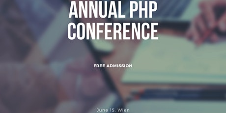 Jährliche PHP-Konferenz Tickets