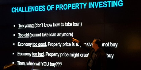 *FREE Property Investment Workshop by KK Goh. Limited to 10 pax only!* tickets