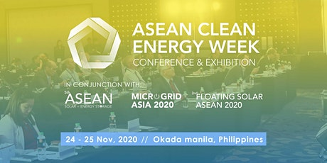 ASEAN Clean Energy Week 2020 tickets