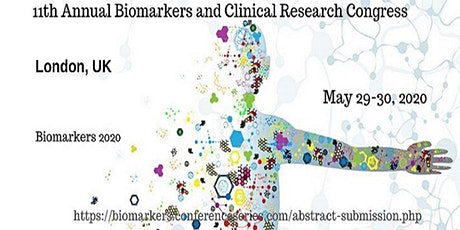 11th Annual Biomarkers & Clinical Research Congress tickets