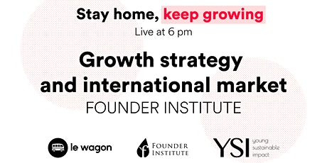[ONLINE] Growth strategy and international market tickets