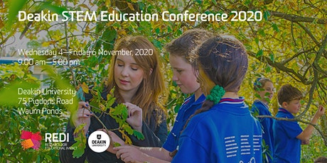 Deakin STEM Education Conference 2020 tickets