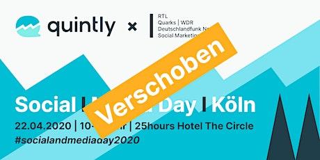 Social | Media Day | Köln - VERSCHOBEN - Neues Datum tbd Tickets