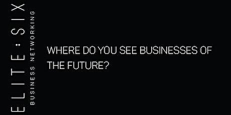 ELITE : SIX - Virtual Business Networking via Zoom Meetings tickets