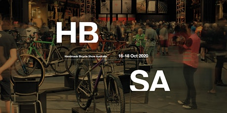 HANDMADE BICYCLE SHOW AUSTRALIA 2020 tickets