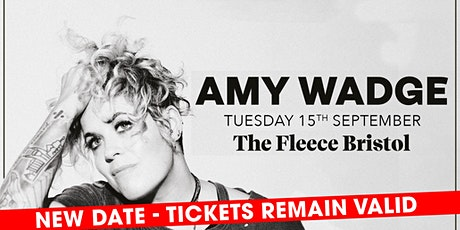 Amy Wadge (NEW DATE) tickets