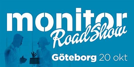 Monitor Roadshow Södra Sverige – Göteborg 20/10 2020 biljetter