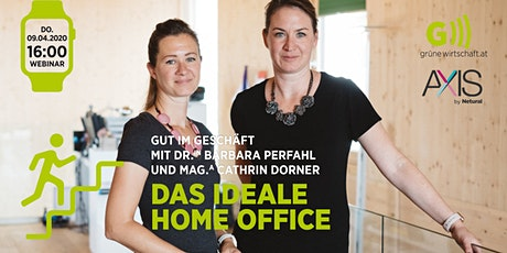 Das ideale Home Office - Webinar tickets