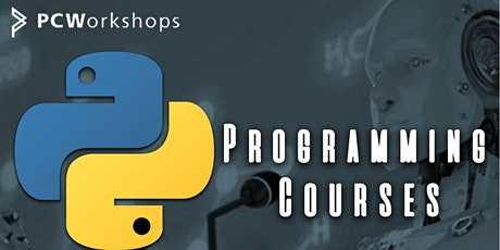 Python Programming Beginners Full Time, Webinar Online Virtual Classroom tickets