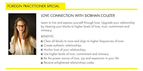 Online Session : Private Consultation with Siobhan Coulter tickets
