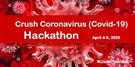 Global Stop CoronaVirus  Virtual Hackathon  (COVID-19 (Novel Coronavirus)) tickets