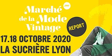 Marché de la Mode Vintage 2020 billets