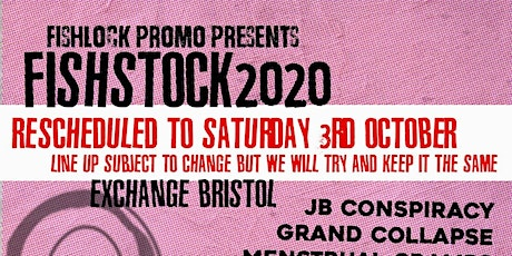 Fishstock 2020 tickets