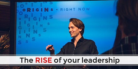 The RISE of your leadership - Online Edition tickets