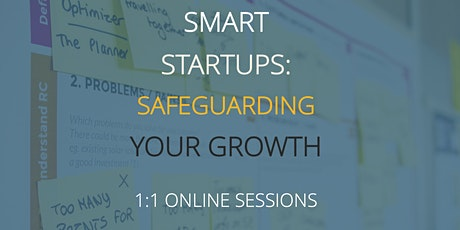 Smart Startups : Safeguarding Your Growth tickets