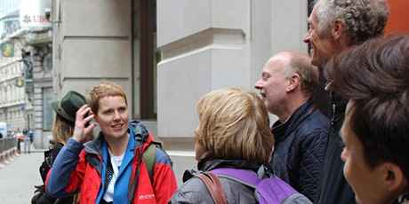 The London Ear: guided walk through the City of London and its sounds tickets
