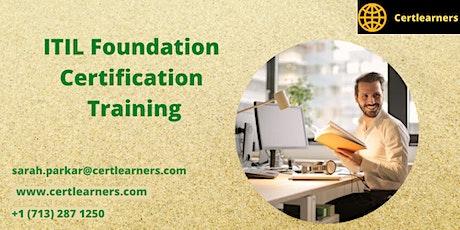 ITIL® V4 Foundation 2 Days Certification Training in Laredo, TX,USA tickets