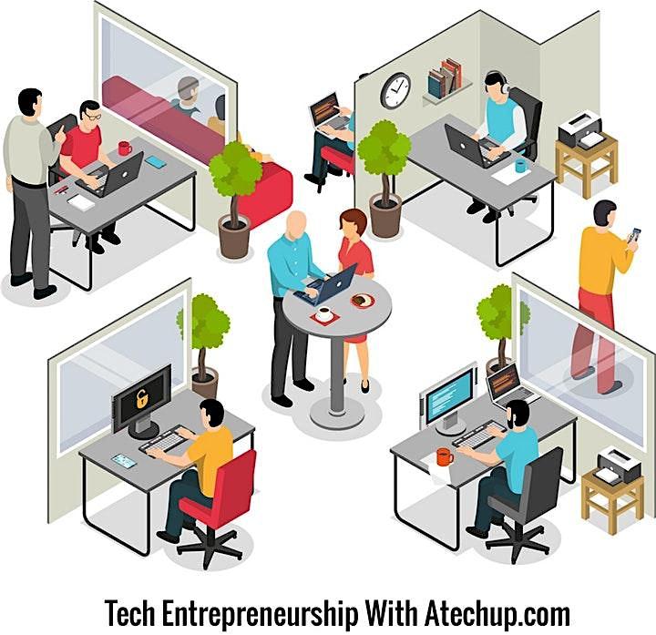 Develop a Successful Healthcare Entrepreneur Tech Startup Business Today! image
