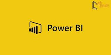 Microsoft Power BI 2 Days Virtual Live Training in New York, NY tickets