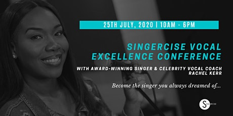 Singercise Vocal Excellence Conference tickets