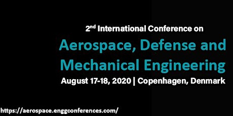 International Conference on  Aerospace, Defense and Mechanical Engineering tickets