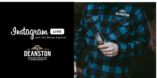 Instagram Live with the Whisky Explorer: Deanston Distillery